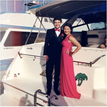 Chris's Prom2014