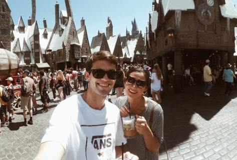 Harry Potter World 2016