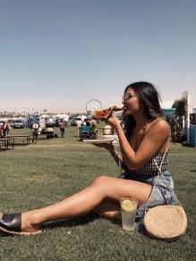 Coachella Day 0 Has a PIZZA my Heart